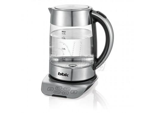 Электрический чайник BBK EK1723G металлик
