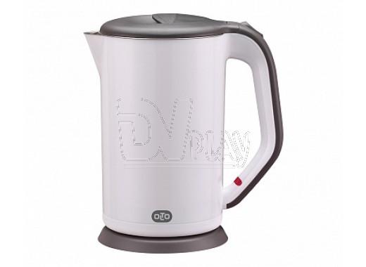 Электрический чайник OLTO KE-1720 белый