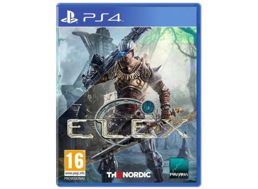 Elex (русские субтитры) (PS4)