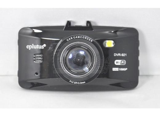 Видеорегистратор Eplutus DVR-921 с 2 камерами
