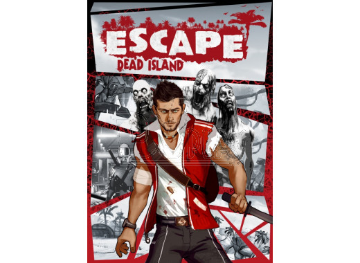 Escape Dead Island  (русская версия) (PC)