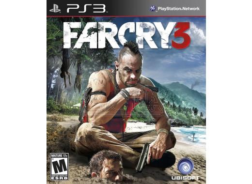 Far Cry 3 (русская версия) (PS3)