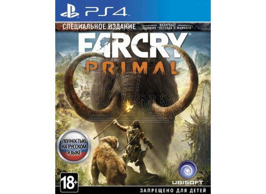 Far Cry Primal. Специальное издание (русская версия) (PS4)