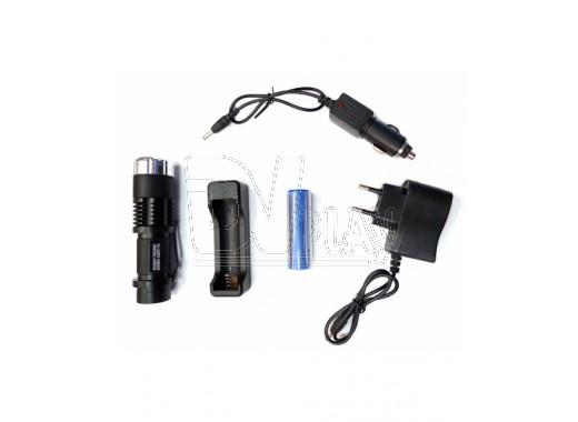 Ручной фонарь аккумуляторный FA-1405 T6