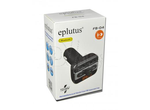 FM-трансмиттер Eplutus FB-04 Bluetooth, Handsfree