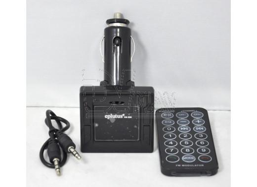 FM-трансмиттер Eplutus LC-808 Bluetooth