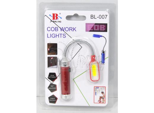 Автономный светильник на магните BL-007