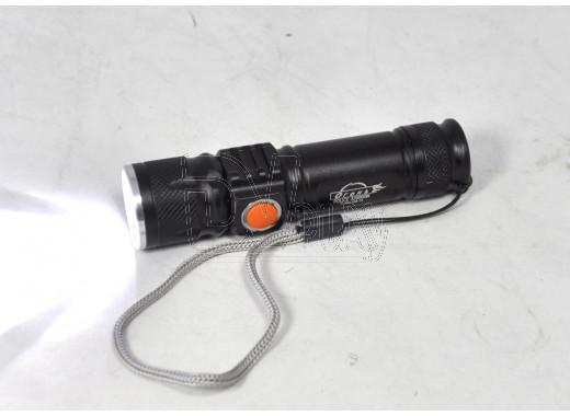Ручной фонарь аккумуляторный YY-515 USB
