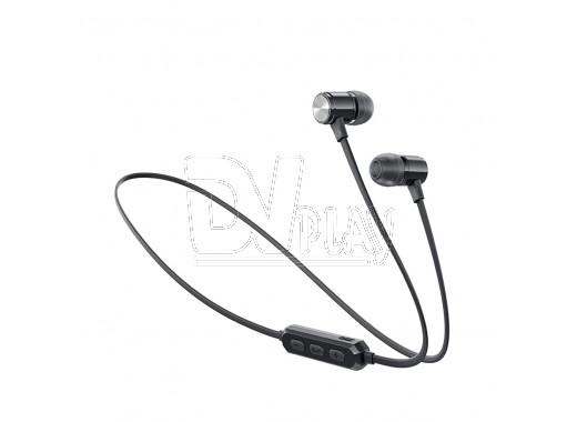 Гарнитура GAL BH-1010 BK Bluetooth