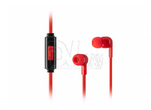 Гарнитура Harper HV-106 красная