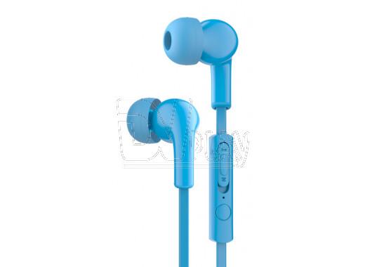 Гарнитура Maverick i7 голубая