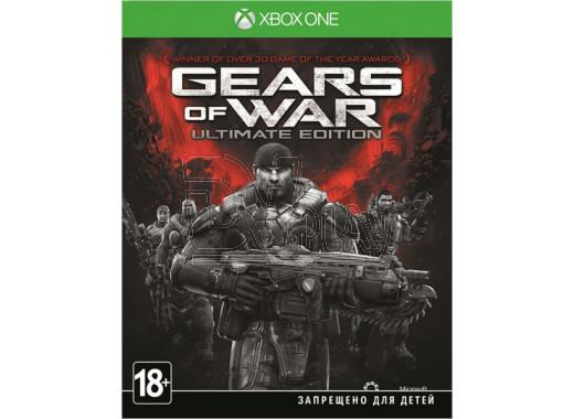 Gears of War Ultimate Edition (русская версия) (XBOX One)