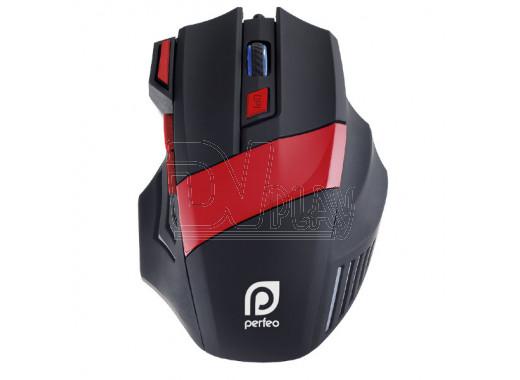 Мышь игровая Perfeo Gear с подсветкой