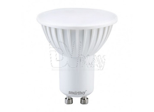 Светодиодная Лампа Smartbuy Gu10 7Вт холодный свет