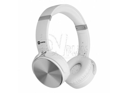 Harper HB-217 гарнитура Bluetooth белая