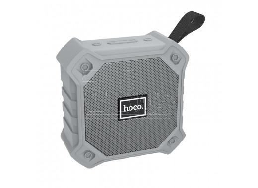 Hoco. BS34 портативная акустика серый