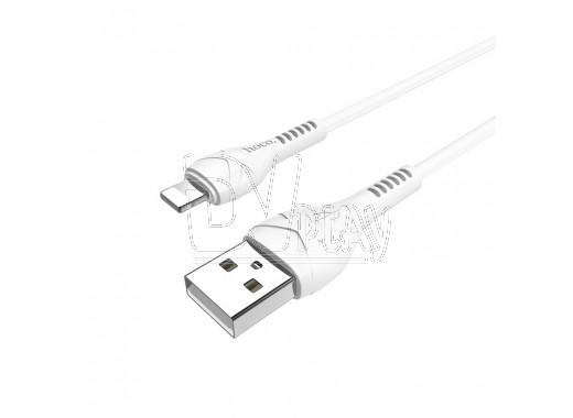 Кабель USB A - iPhone 5 (1 м) Hoco. X37