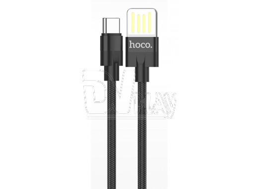 Кабель USB A - USB Type-C (1,2 м) Hoco. U55