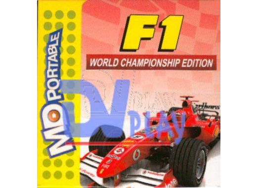 F1 WORLD CHAMPIONSHIP EDITION (MDP)