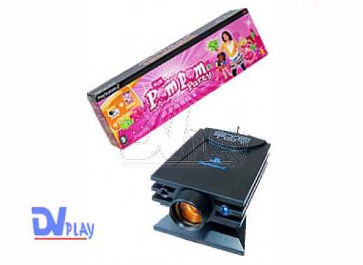 Eye Toy PS2 + игра PomPom Party