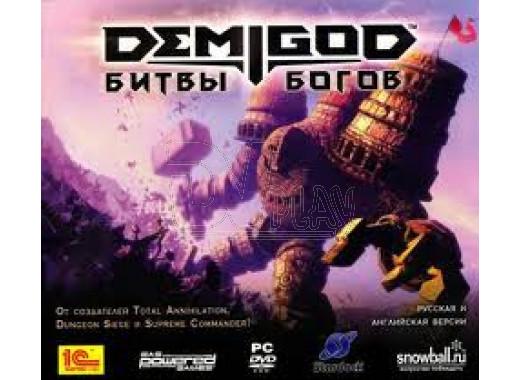 Demigod Битвы богов DVD (PC)