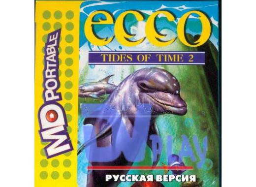 ECCO 2 TIDES OF TIME (MDP)