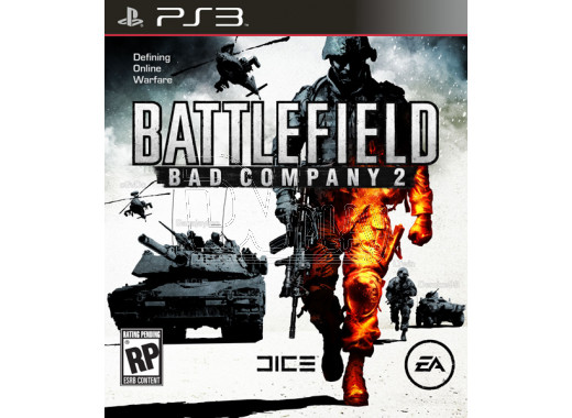 Battlefield: Bad Company 2 (русская версия) (PS3)