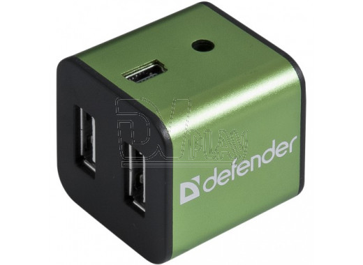 USB HUB Defender Quadro Iron