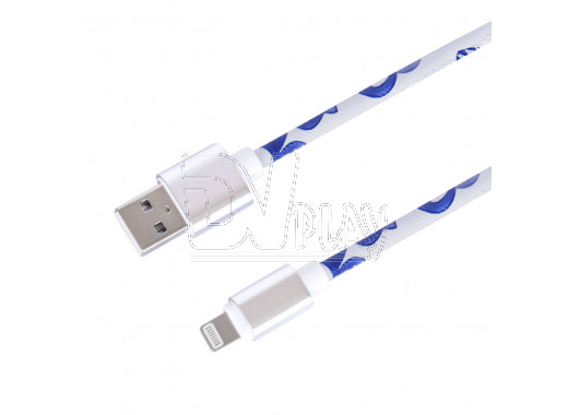 Кабель USB A - iPhone 5 (1 м) GAL 2813BL