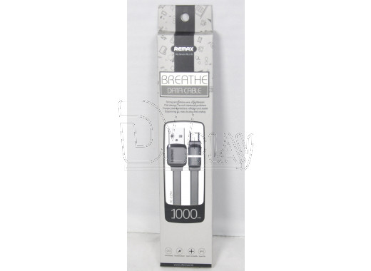 Кабель USB A - micro USB B (1 м) Remax RC-029m