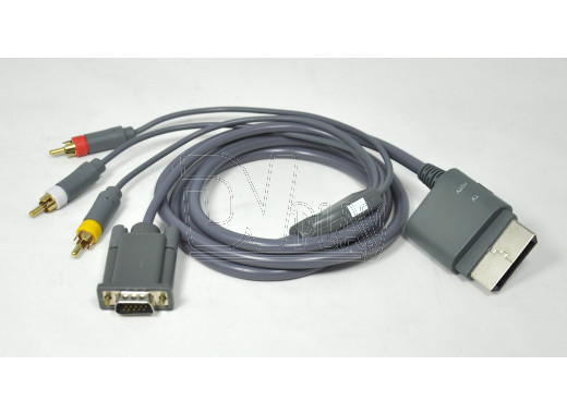 Кабель VGA HD AV для XBOX 360