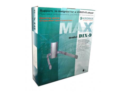 Kromax Dix-9 для DVD cерый