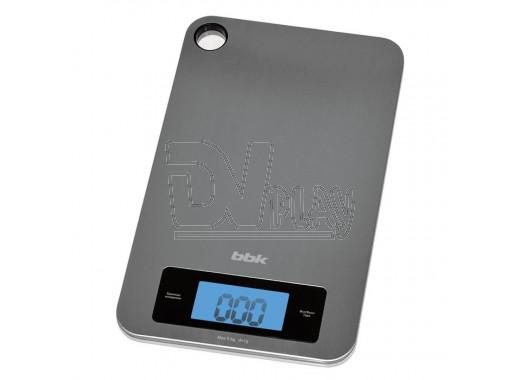Электронные весы кухонные BBK KS152M металлик