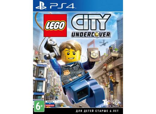 Lego City Undercover (русская версия) (PS4)