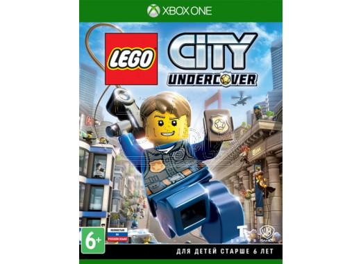 Lego City Undercover (русская версия) (XBOX One)