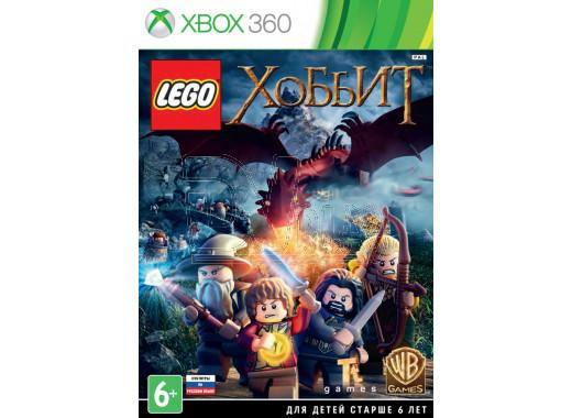 LEGO Хоббит (русские субтитры) (XBOX 360)