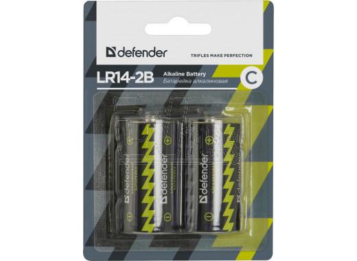 Defender LR14 BL2 упаковка 2шт