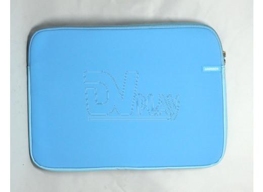 """Папка для ноутбука 15.4"""" Luardi голубая"""