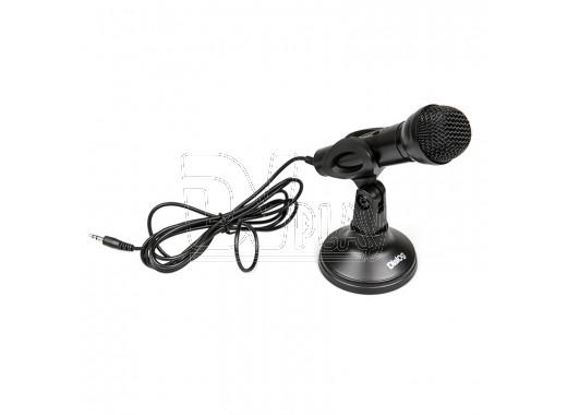 Микрофон Dialog M-150B черный наcтольный