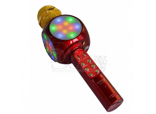 Magic Karaoke Wster WS-1816 красный