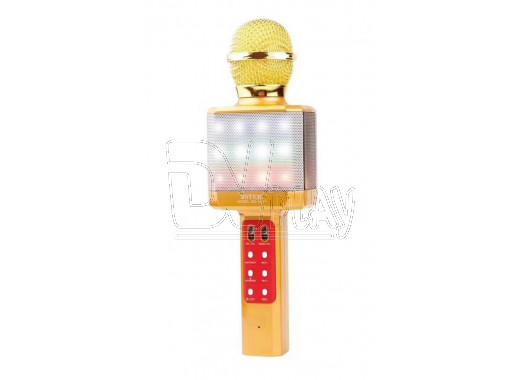 Magic Karaoke Wster WS-1828 золотой
