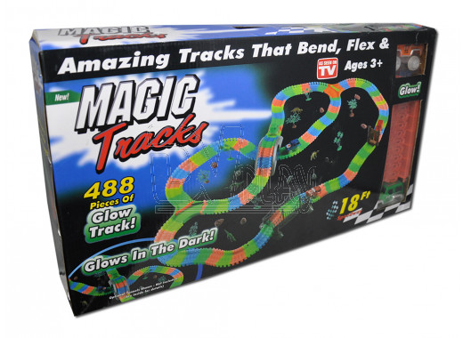 Magic Tracks 488 (Волшебная Трасса)