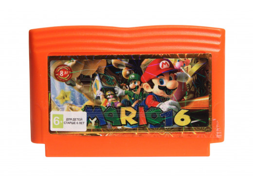 Mario 16 (8 bit)