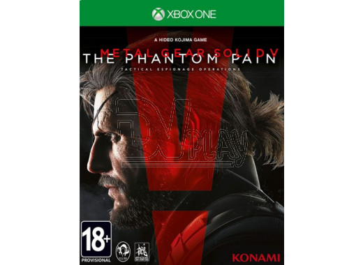 Metal Gear Solid V: The Phantom Pain (русские субтитры) (XBOX One)