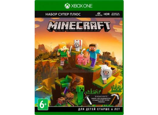 Minecraft - Explorers Pack (русские субтитры) (XBOX One)
