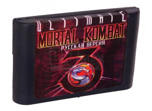 Mortal Kombat 3 (Ultimate) (16 bit)