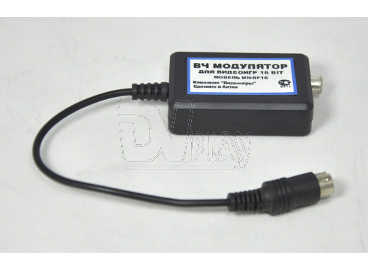 Модулятор RF для Sega