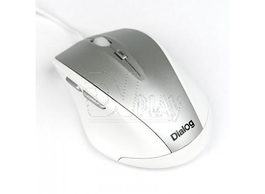 Мышь Dialog Katana MOK-17U USB белая