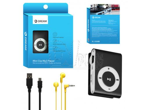 MP3 Dream Mini Clip черный