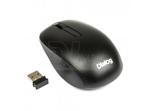 Мышь Dialog Pointer MROP-06U черная